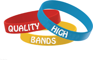 High Quality Wristbands